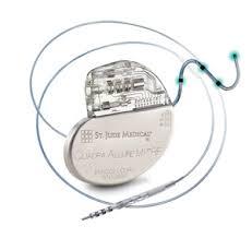 Электрокардиостимулятор сердечной ресинхронизирующей терапии Quadra Allure MP RF CRT-P