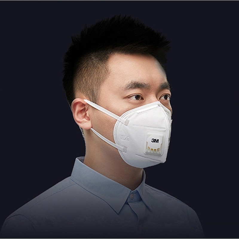 Респираторные маски FFP2 и FFP3