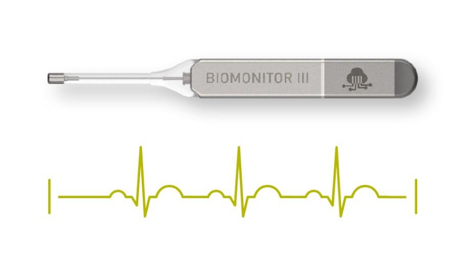 Имплантируемый кардиомонитор BIOMONITOR III от BIOTRONIK